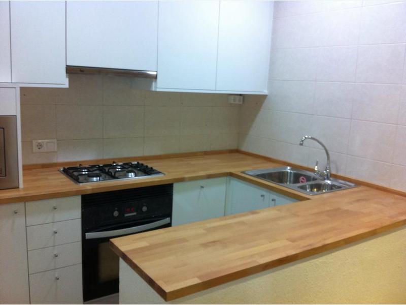 Cocinas de madera for Cocinas de madera 2016